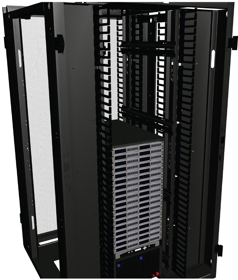 data center rack cabinets